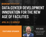 Webinar Data Center Development Innovation for the New Age of Facilities