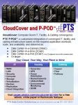 PTS CloudCover & P-POD: Converged IT, Facility, & Cabling Solution