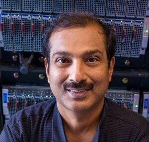 Intel CTO data center strategy Shesha Krishnapura