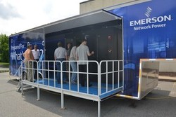 PTS Emerson Network Power Smart Solutions Tour Stop