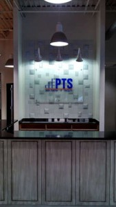 PTS HQ Reception Area