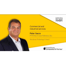 Ernst & Young Names PTS President Pete Sacco Entrepreneur Of The Year® 2013 Finalist in New Jersey