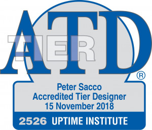 PTS President Earns Uptime Institute Certification