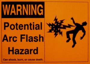Arc Flash Warning