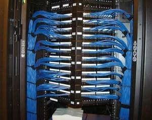 Data Cabling Rack