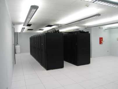 PTS Data Center Project Image Gallery