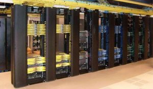 Data Center Cabling Racks