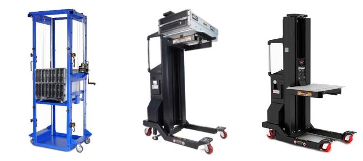Data Center Equipment Server Rack Battery Etc Lift