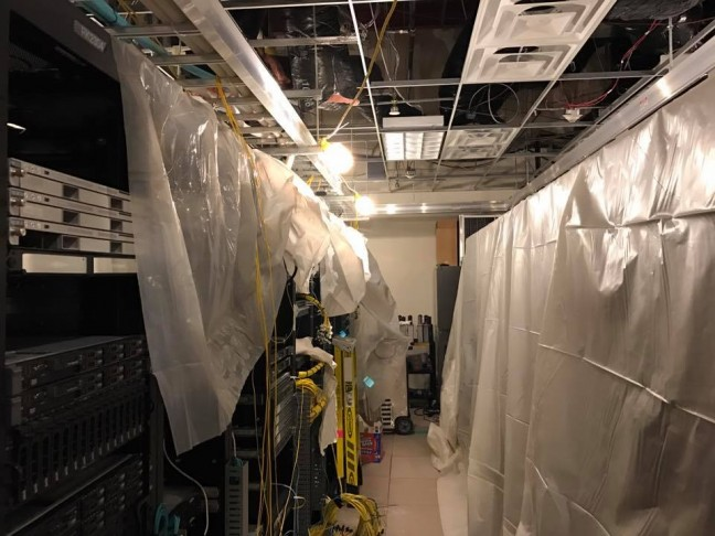 Is your Data Center or Telecom Closet Performing a Rain Dance?