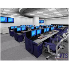 PTS NOC Room Design & Layout Services