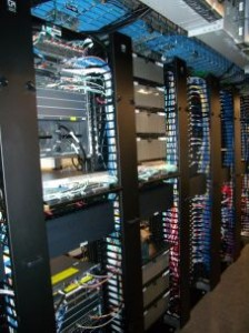 Computer Room Structured Cabling Installation