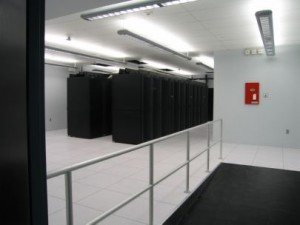 Completed Data Center