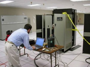 Data Center Commissioning PDU Burn-in Test