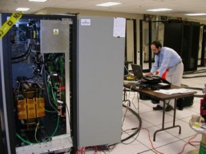 Data Center Commissioning Power Systems