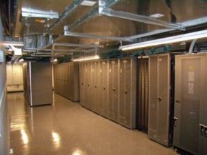 Data Center Ducted Supply