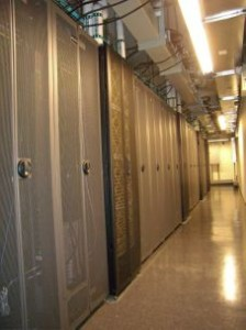 Data Center Hot Aisle InRow Retrofit