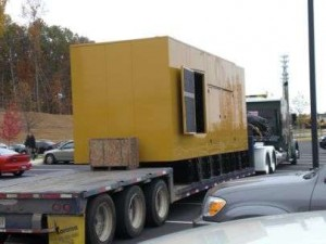 Generator Delivery
