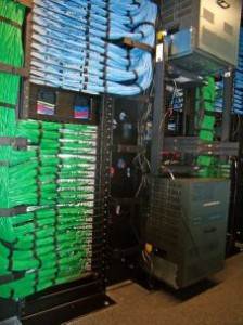 Structured Cabling Plant Installation