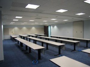 Data Center Training Room