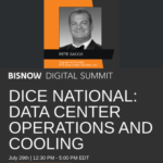 DICE National Data Center Operations and Cooling