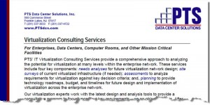 white paper data center virtualization consulting services